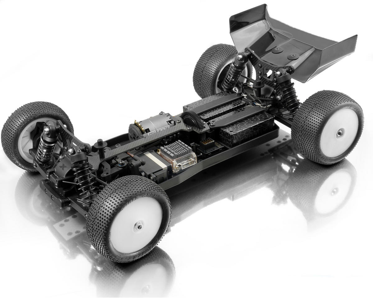XRAY XB4 1/10 Electric 4WD Buggy Kit w/V2 Upgrade!