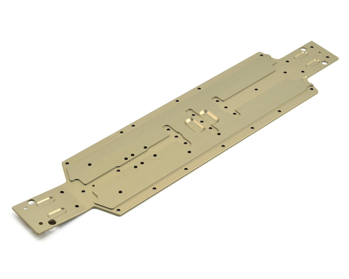 XRAY 3mm Aluminum XB4 2015 Chassis Plate