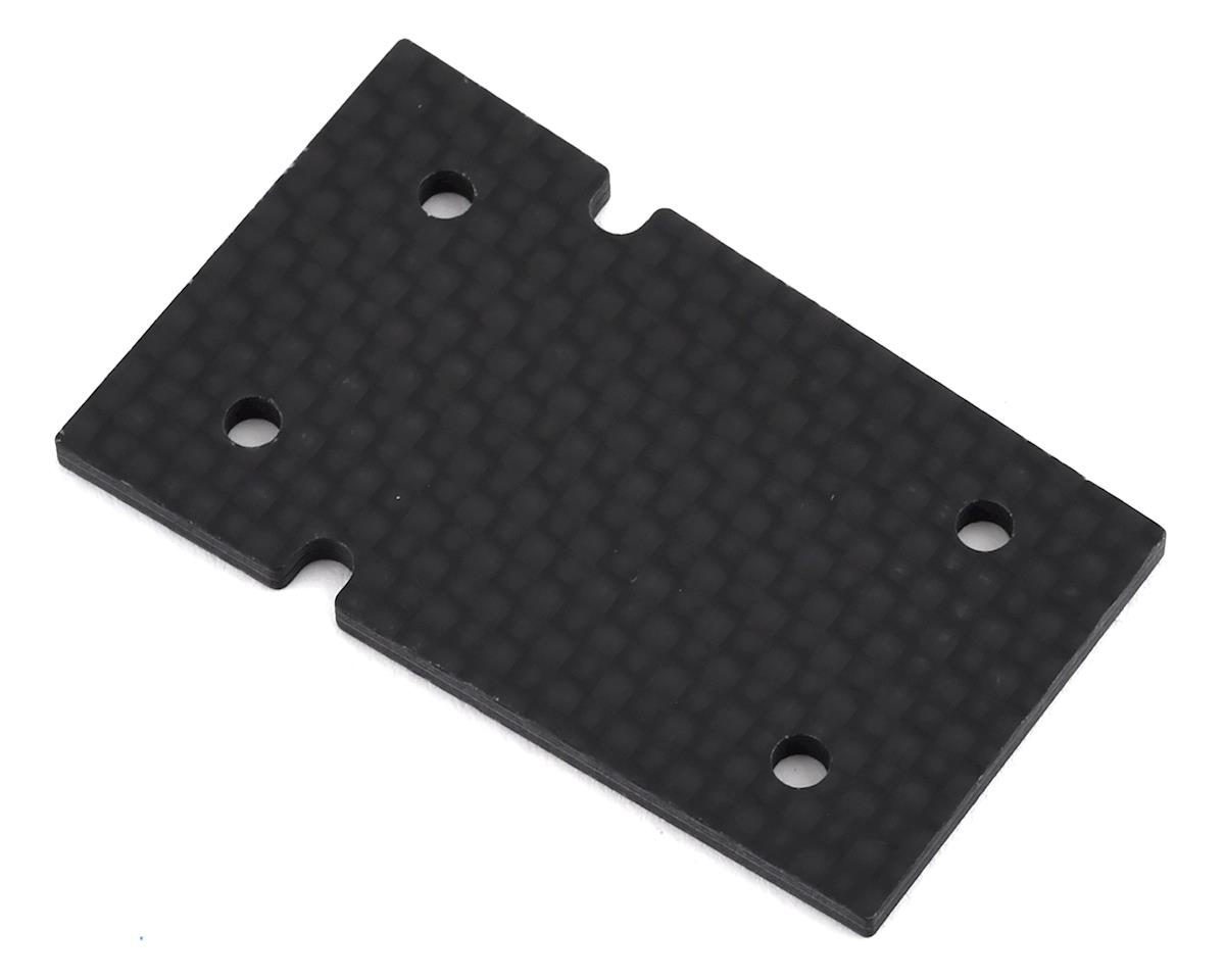 XRAY XB4 2020 2.0mm Narrow Graphite Rear Chassis Plate