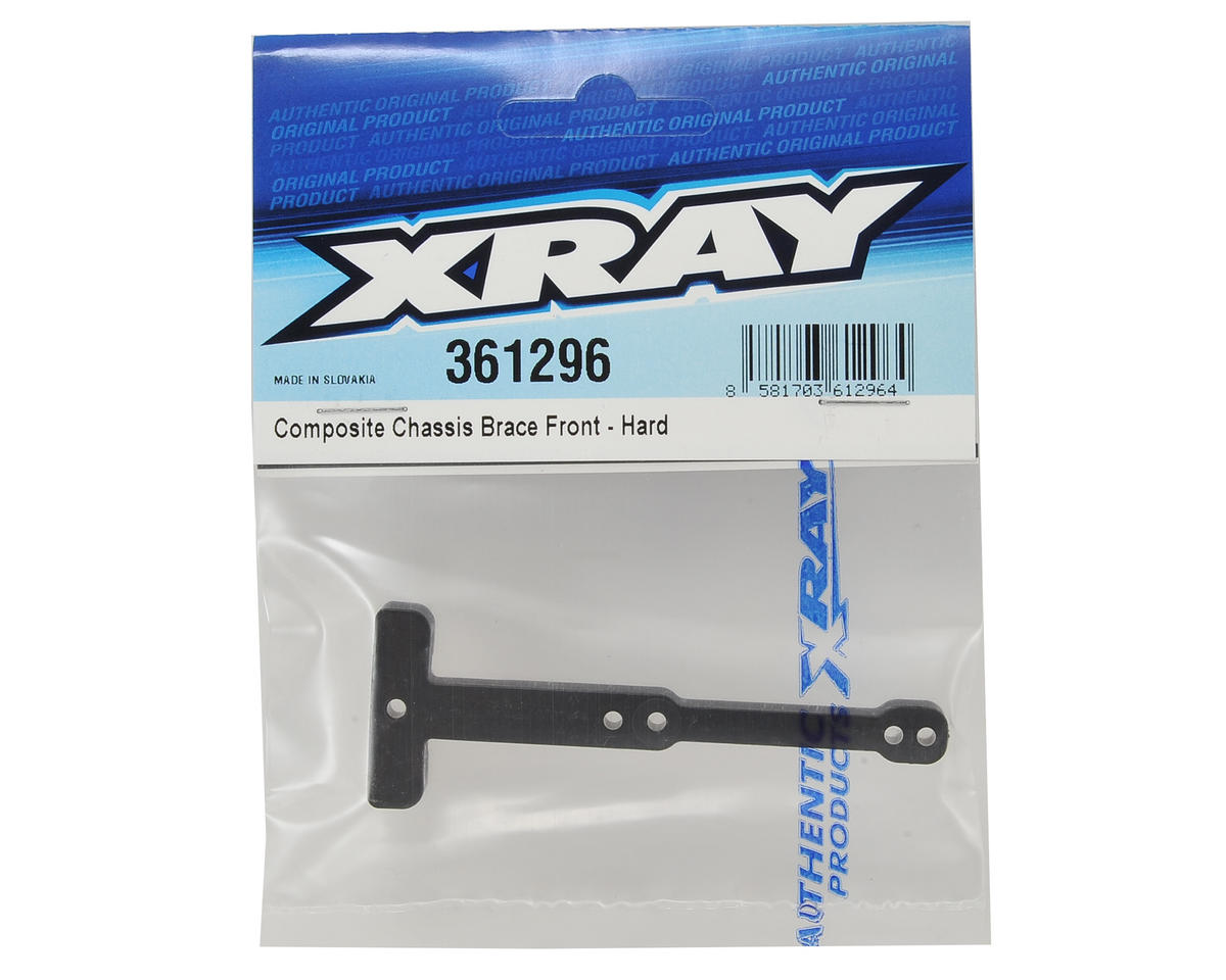 XRAY XB4 2016 Composite Front Chassis Brace (Hard)