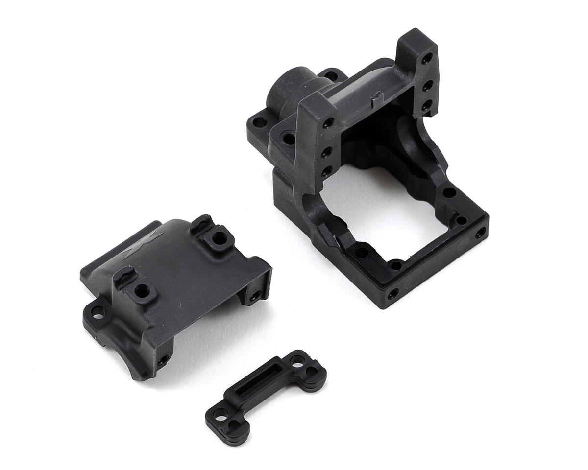 XRAY XB4 Front Differential Bulkhead Block Set