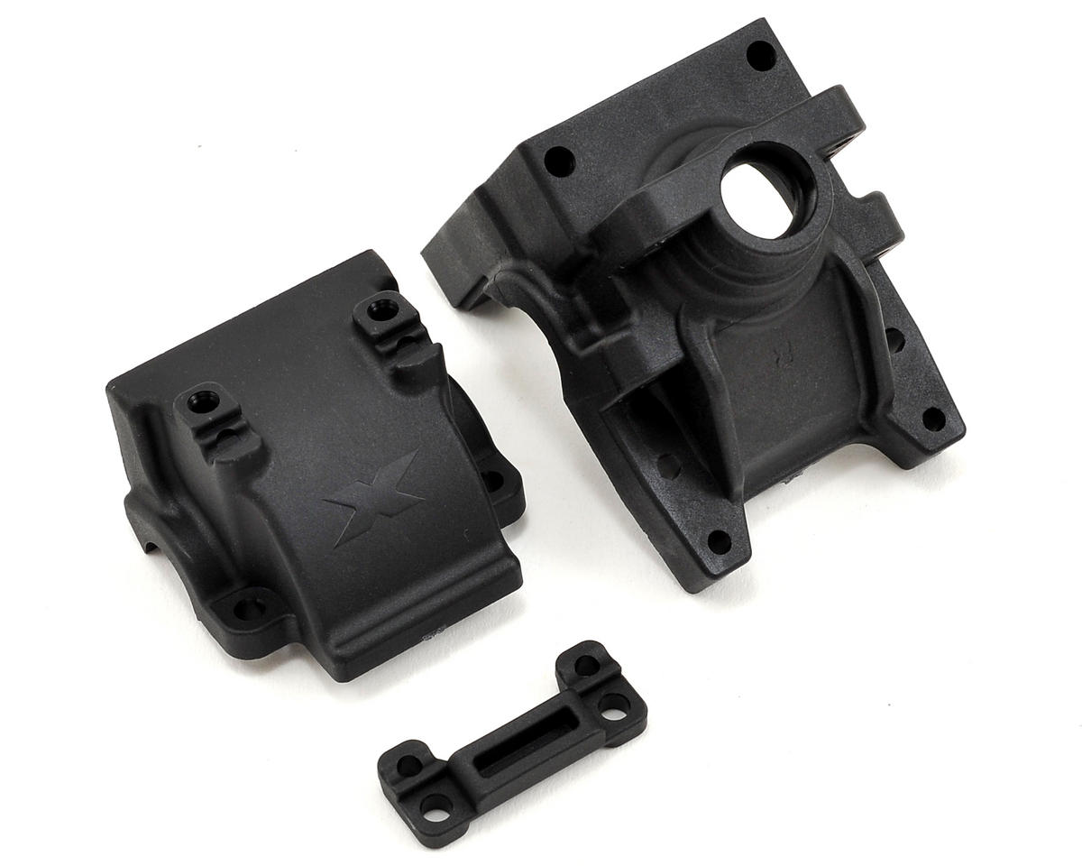 XRAY Rear Differential Bulkhead Block Set