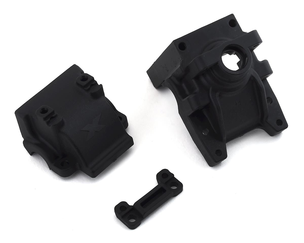 XRAY XB4 Narrow Rear Differential Bulkhead Set | relatedproducts