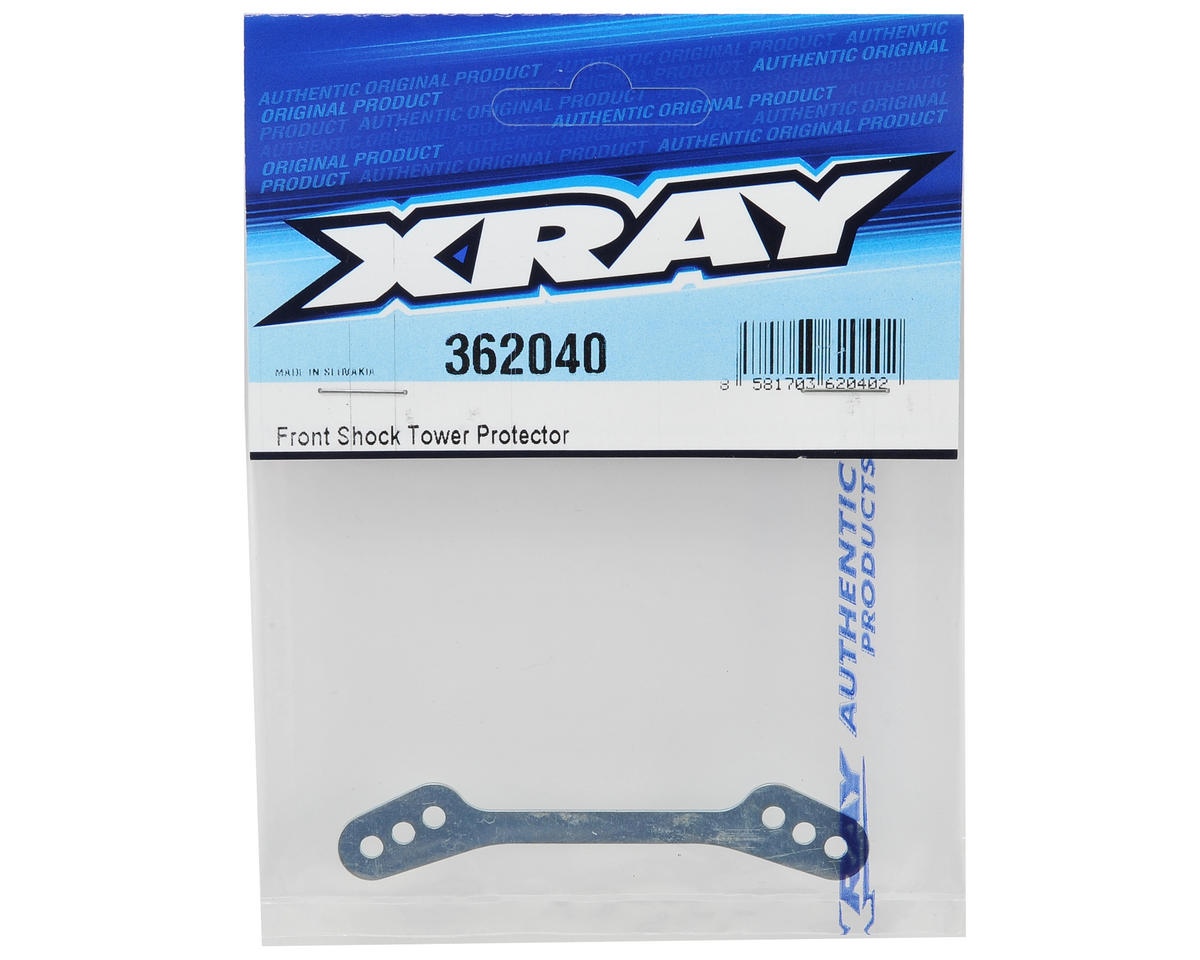 XRAY Front Shock Tower Protector