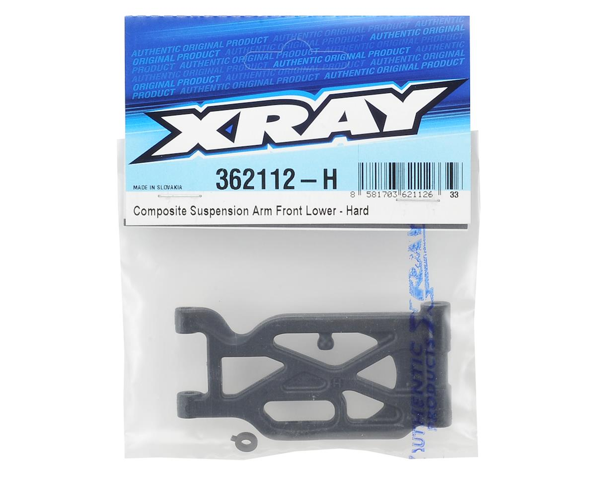 XRAY Composite Suspension Front Lower Arm (Hard)