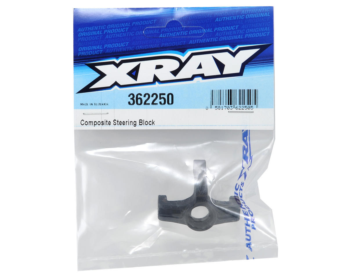 Image 2 for XRAY Composite Steering Block
