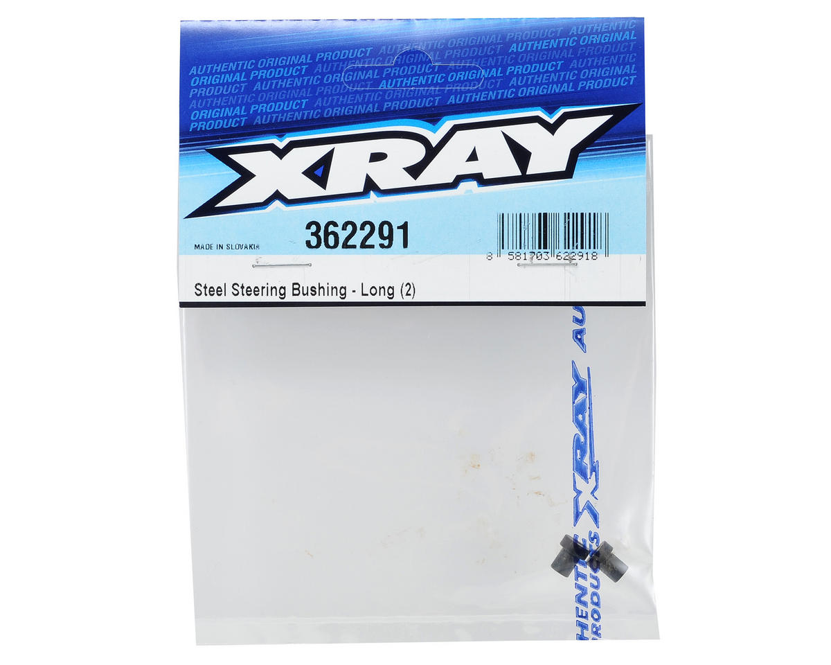 XRAY Steel Steering Bushing (Long) (2)