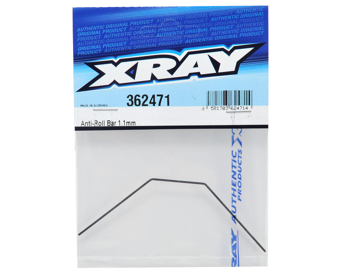 XRAY 1.1mm Anti-Roll Bar