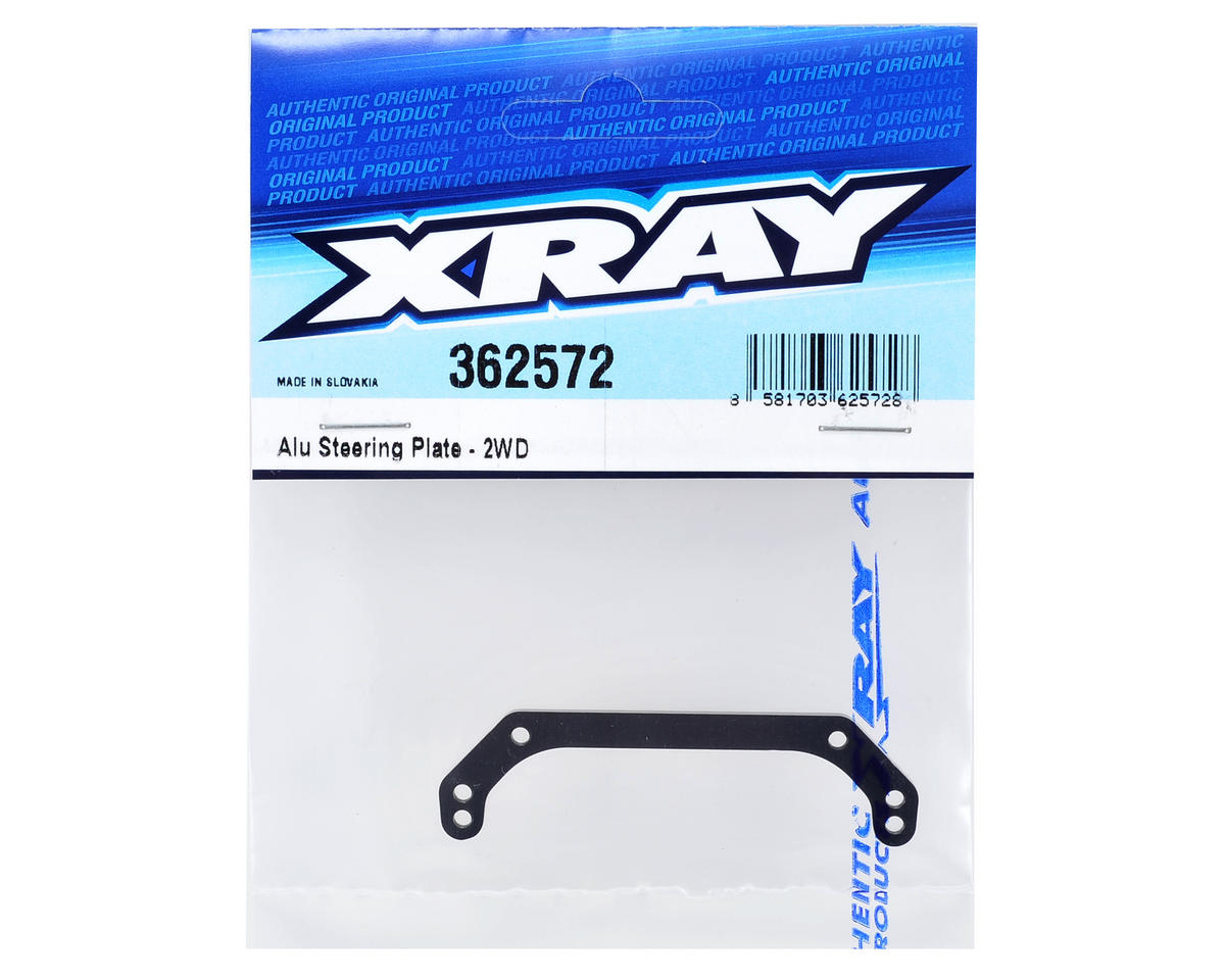 XRAY XB4 2WD Aluminum Steering Plate
