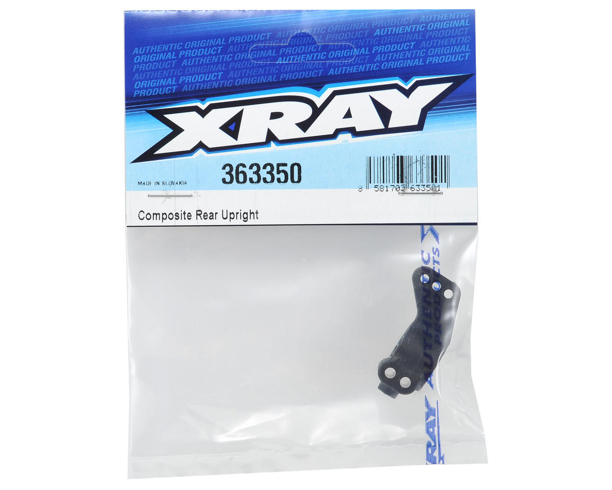 XRAY Rear Composite Upright