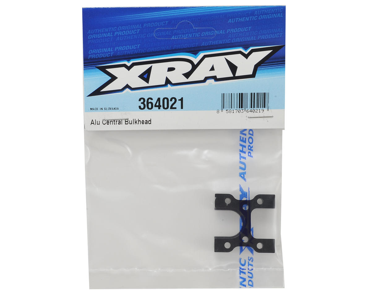 XRAY Aluminum Center Bulkhead