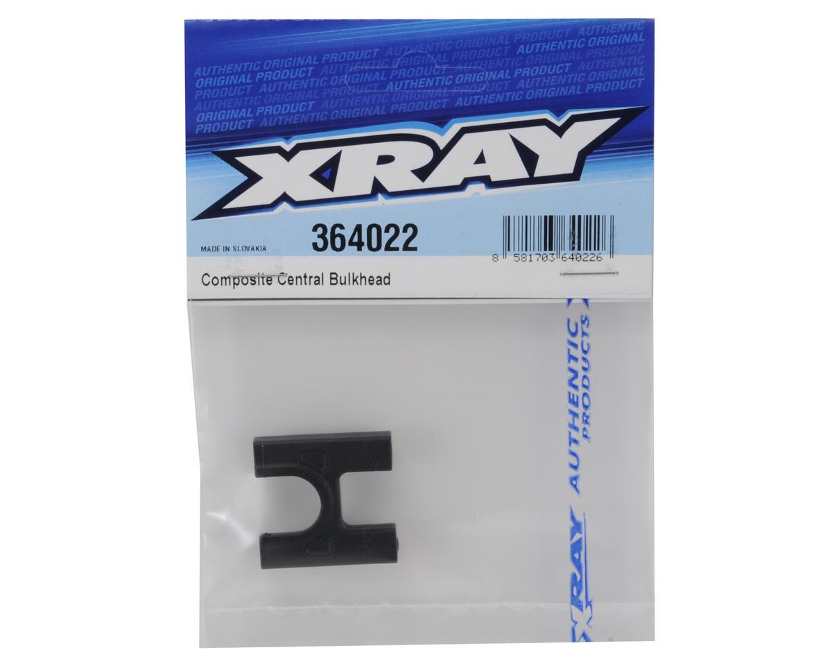 XRAY Composite Central Bulkhead