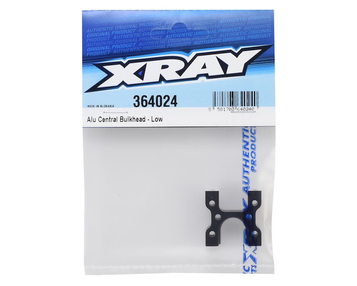 XRAY XB4 2018 Aluminum Central Bulkhead (Low)
