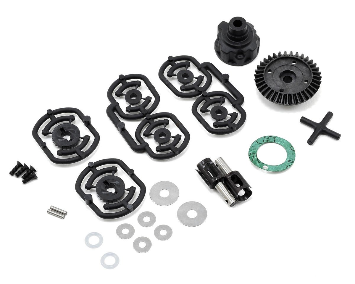 Complete Gear Differential by XRAY XB4 2018