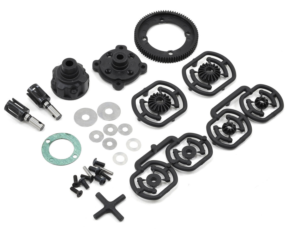 +1.5mm Offset 2 - XRA365356 XRAY 12mm Aluminum Wheel Hex