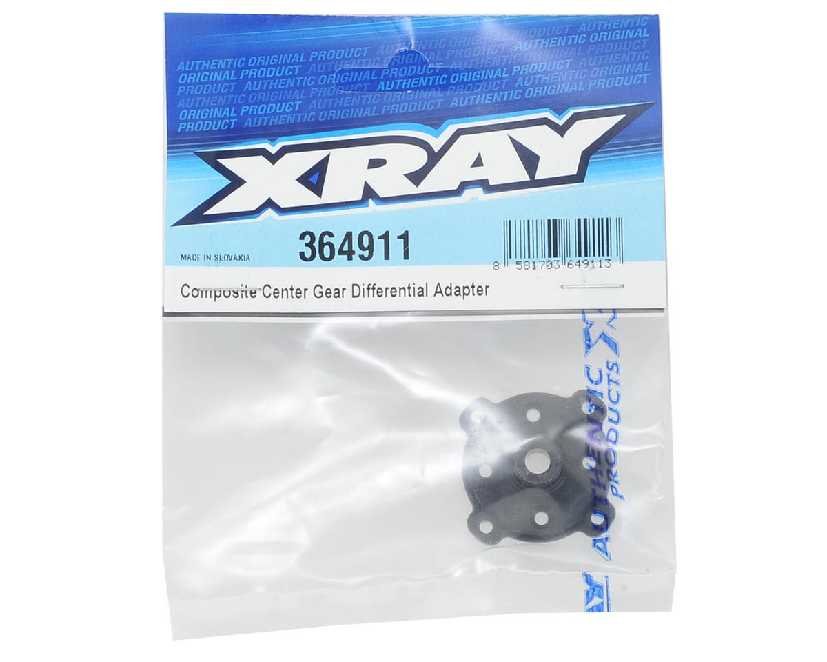 XRAY Composite Center Gear Differential Adapter