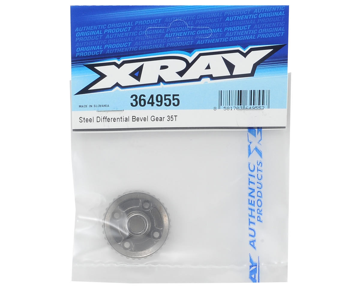 XRAY Steel Differential Bevel Gear (35T)