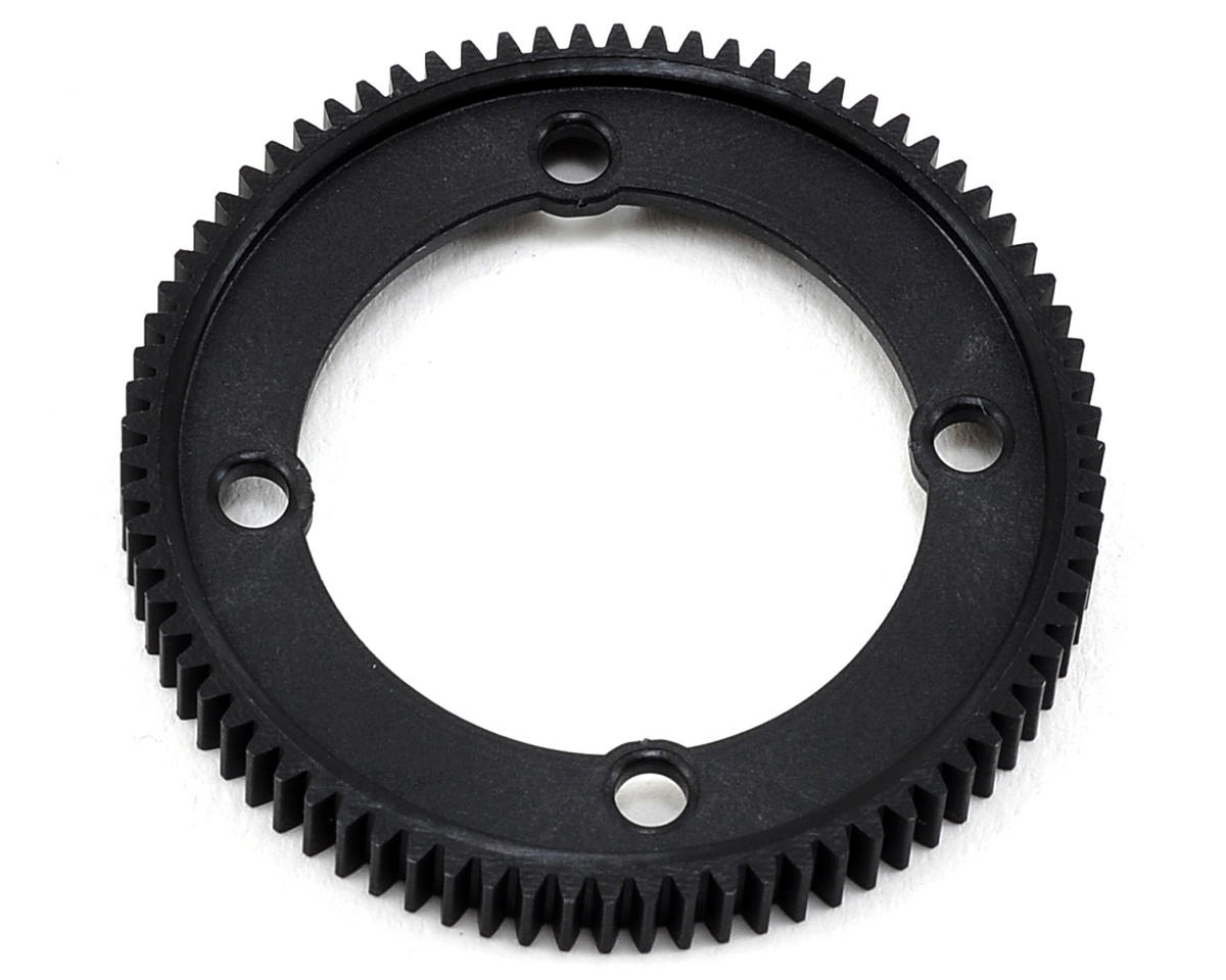 XRAY XB4 48P Composite Center Gear Differential Spur (78T)