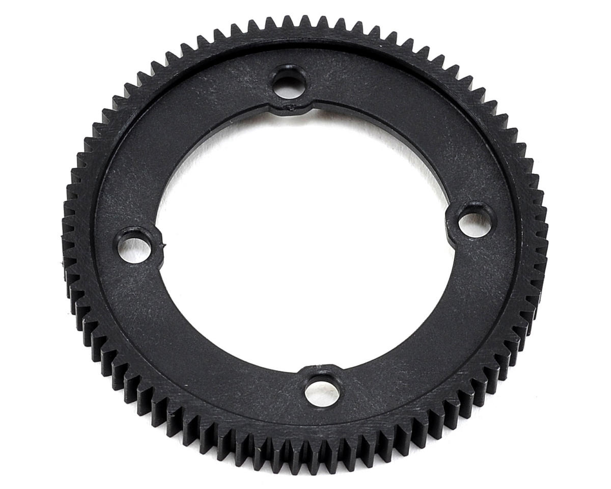 48P Composite Center Gear Differential Spur Gear (81T) by XRAY