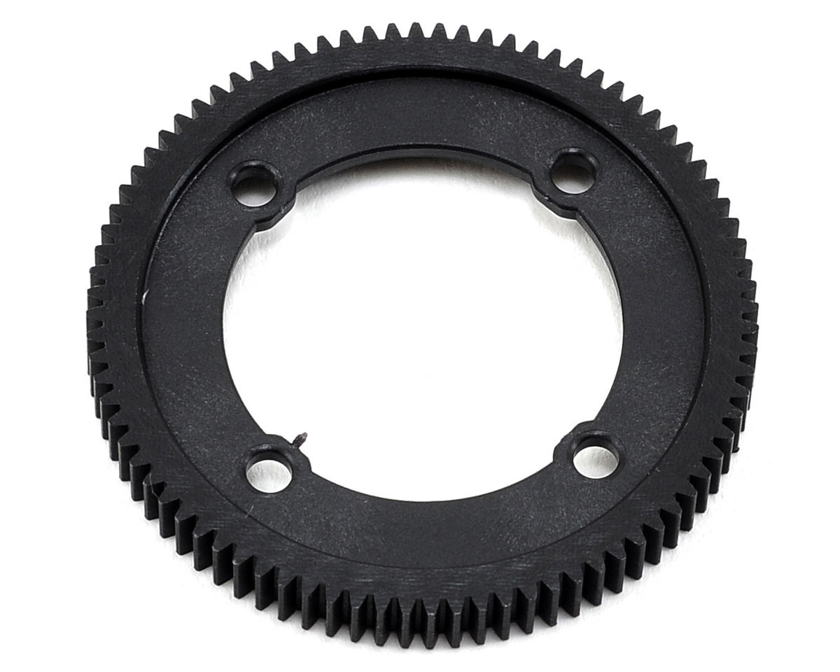 48P Composite Center Gear Differential Spur Gear (84T) by XRAY