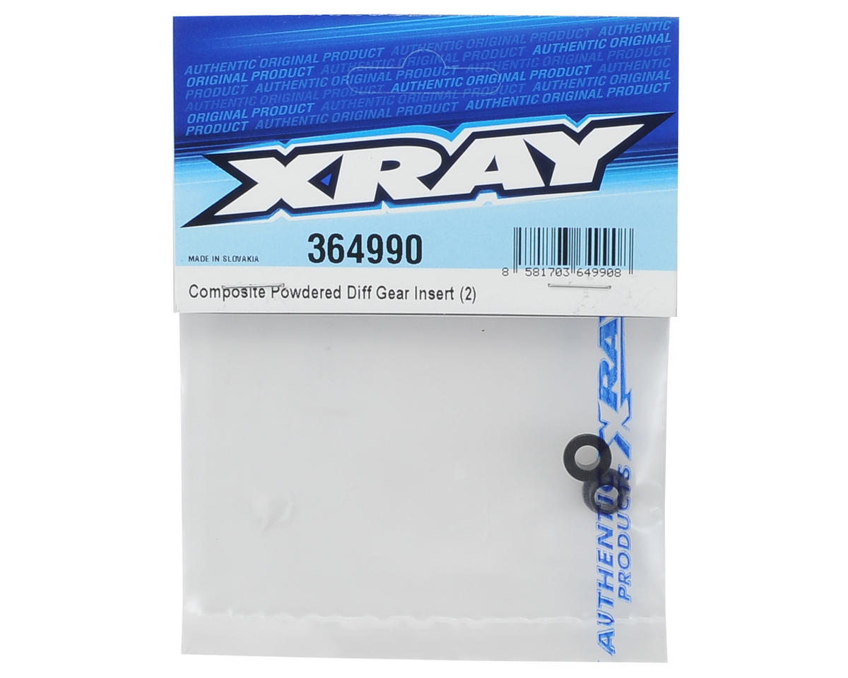 Composite Bevel Gear Bushing (2) by XRAY