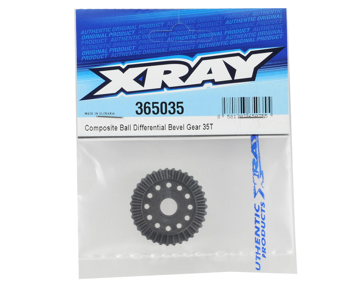 XRAY Composite Ball Differential Bevel Gear (35T)