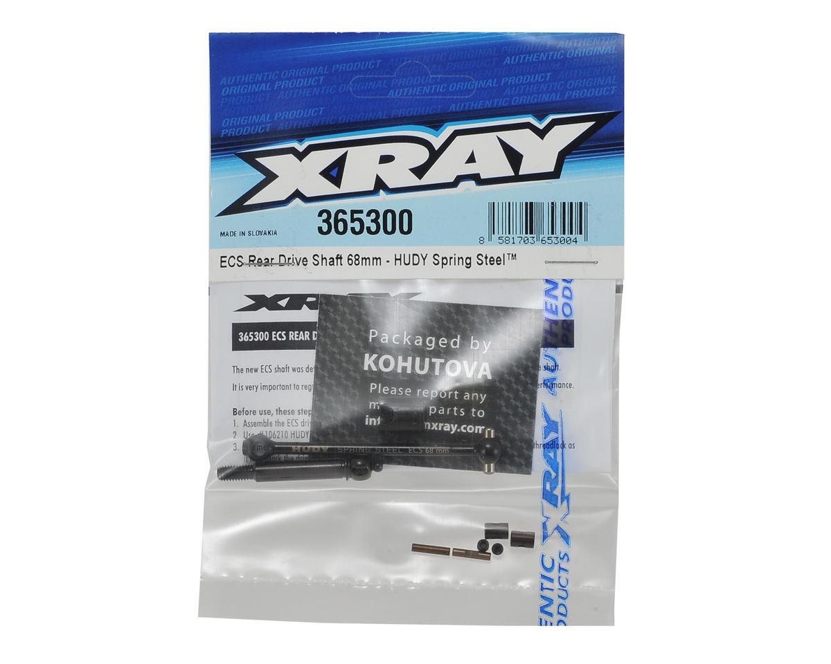 XRAY 68mm ECS Rear Drive Shaft