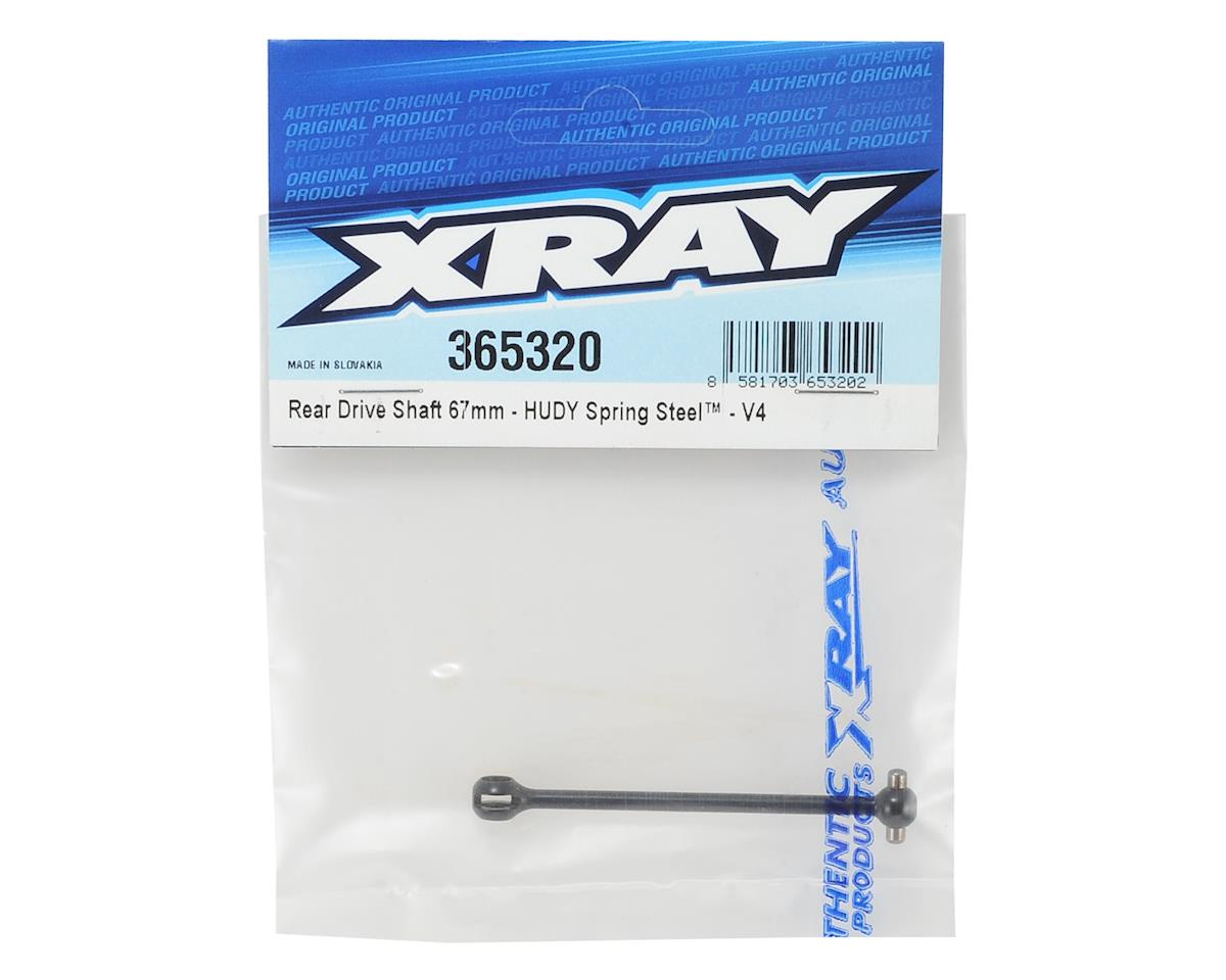 XRAY 67mm Rear Driveshaft