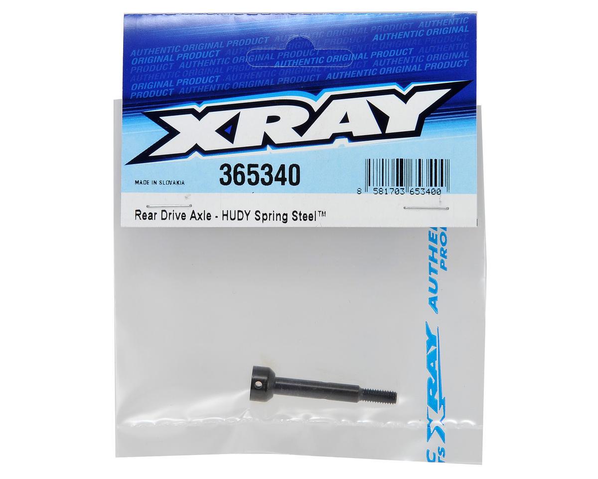 XRAY Rear Drive Axle