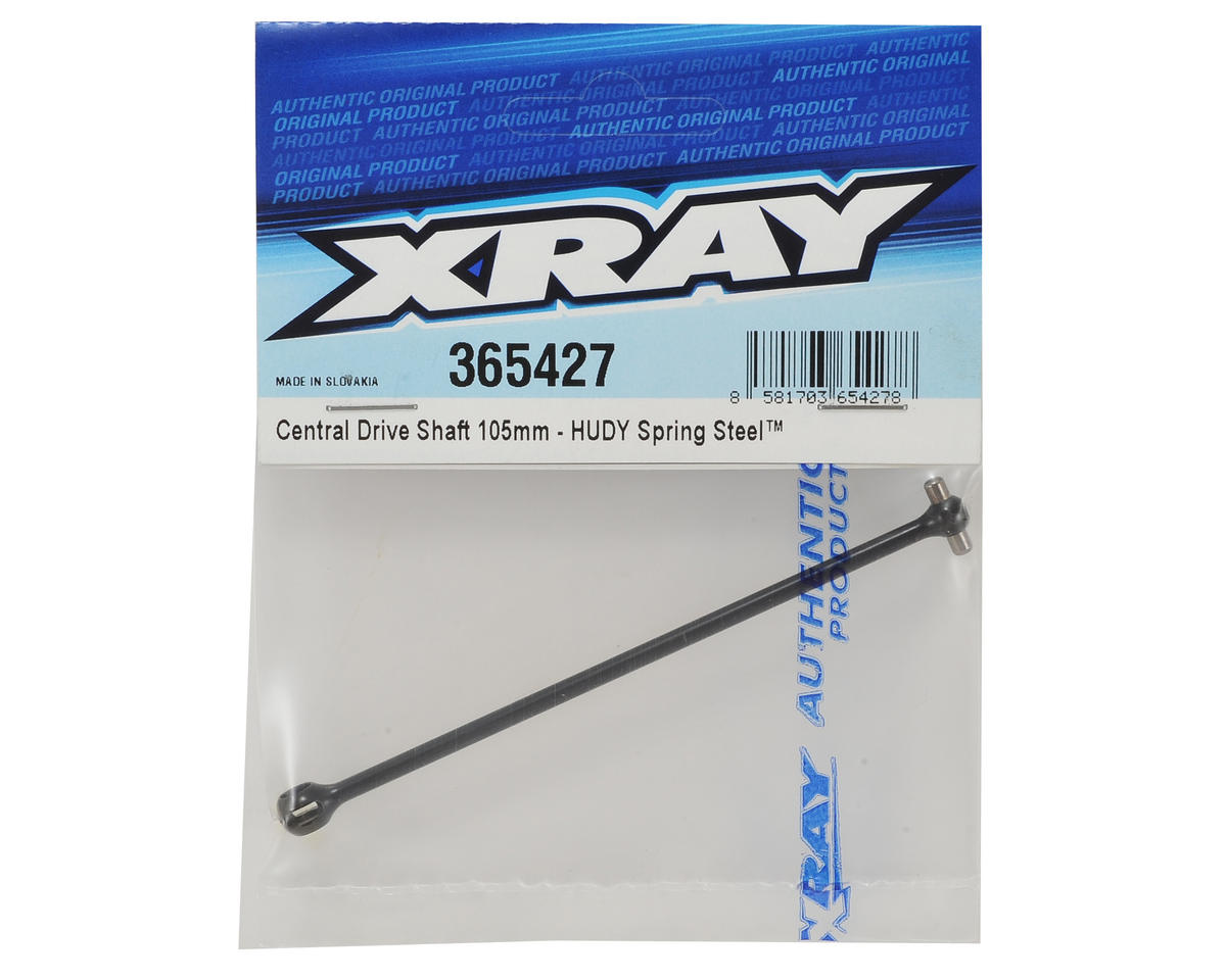 XRAY XB4 2016 105mm Central Drive Shaft