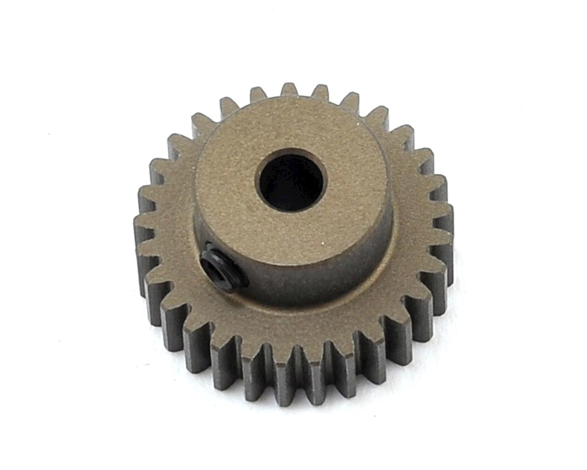 Aluminum 48P Hard Coated Pinion Gear (3.17mm Bore) (29T) by XRAY