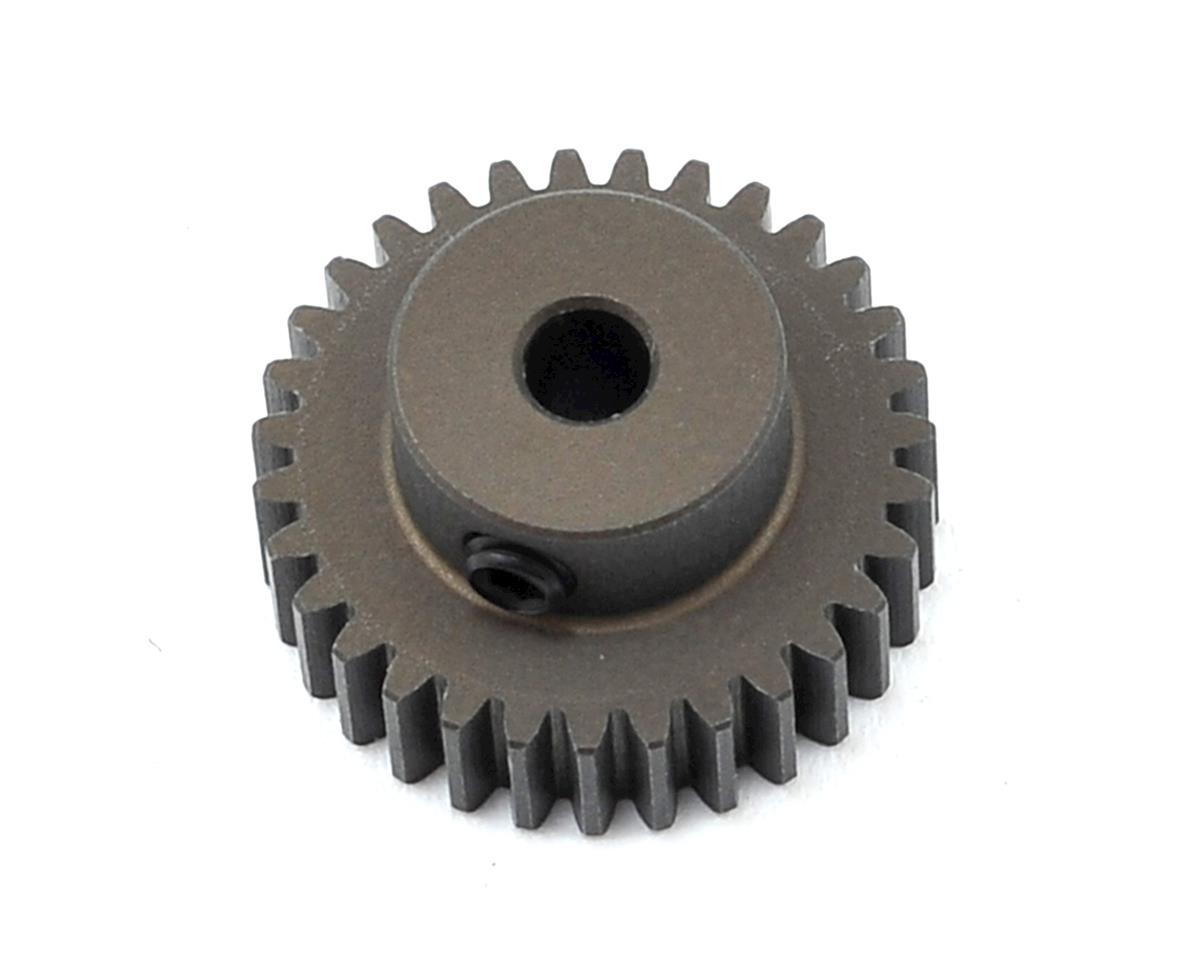 Aluminum 48P Hard Coated Pinion Gear (3.17mm Bore) (31T) by XRAY