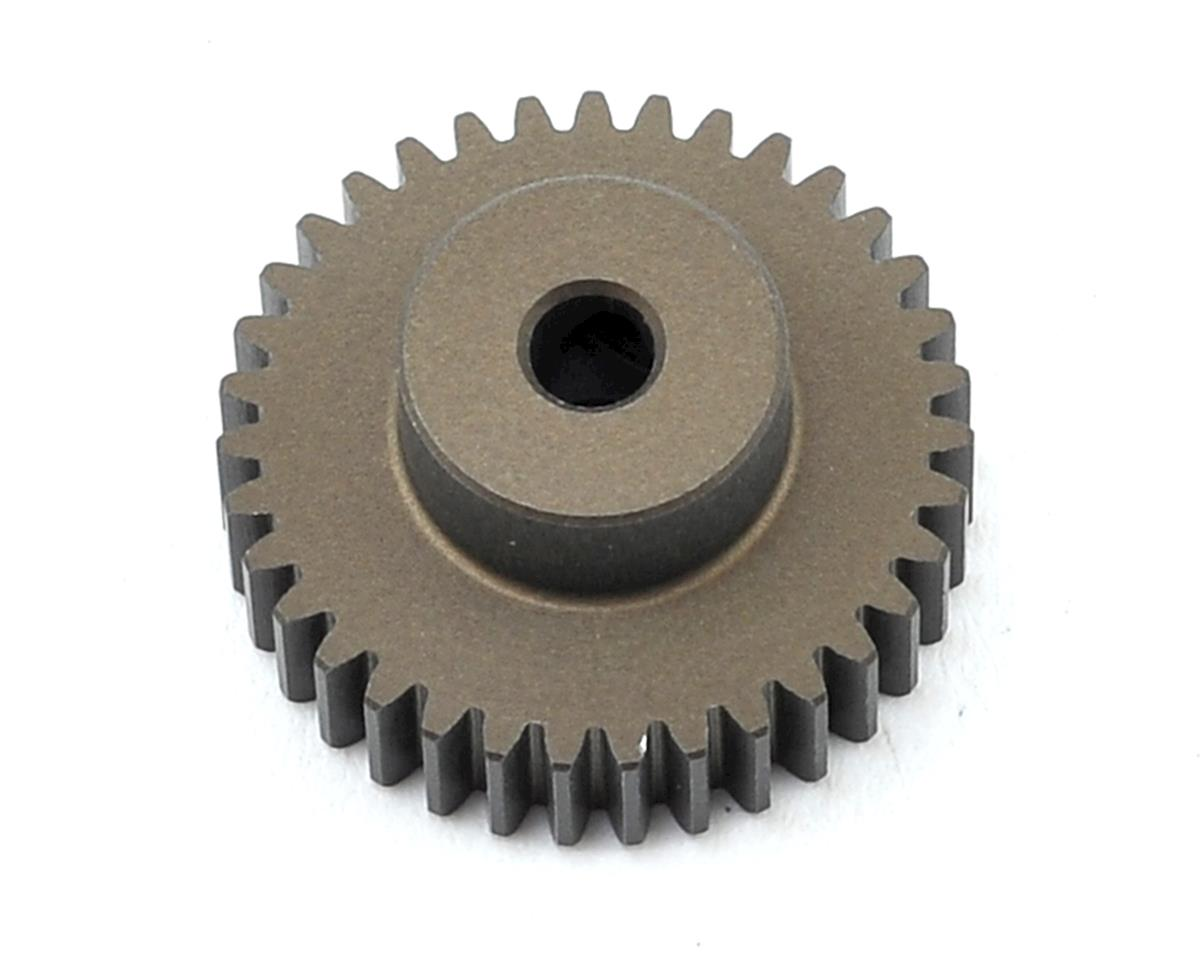 XRAY Aluminum 48P Hard Coated Pinion Gear (3.17mm Bore) (35T)