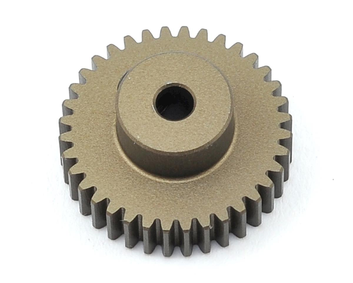 XRAY Aluminum 48P Hard Coated Pinion Gear (3.17mm Bore) (36T)