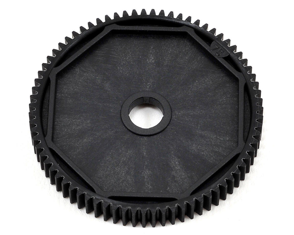 48P Composite Slipper Clutch Spur Gear by XRAY