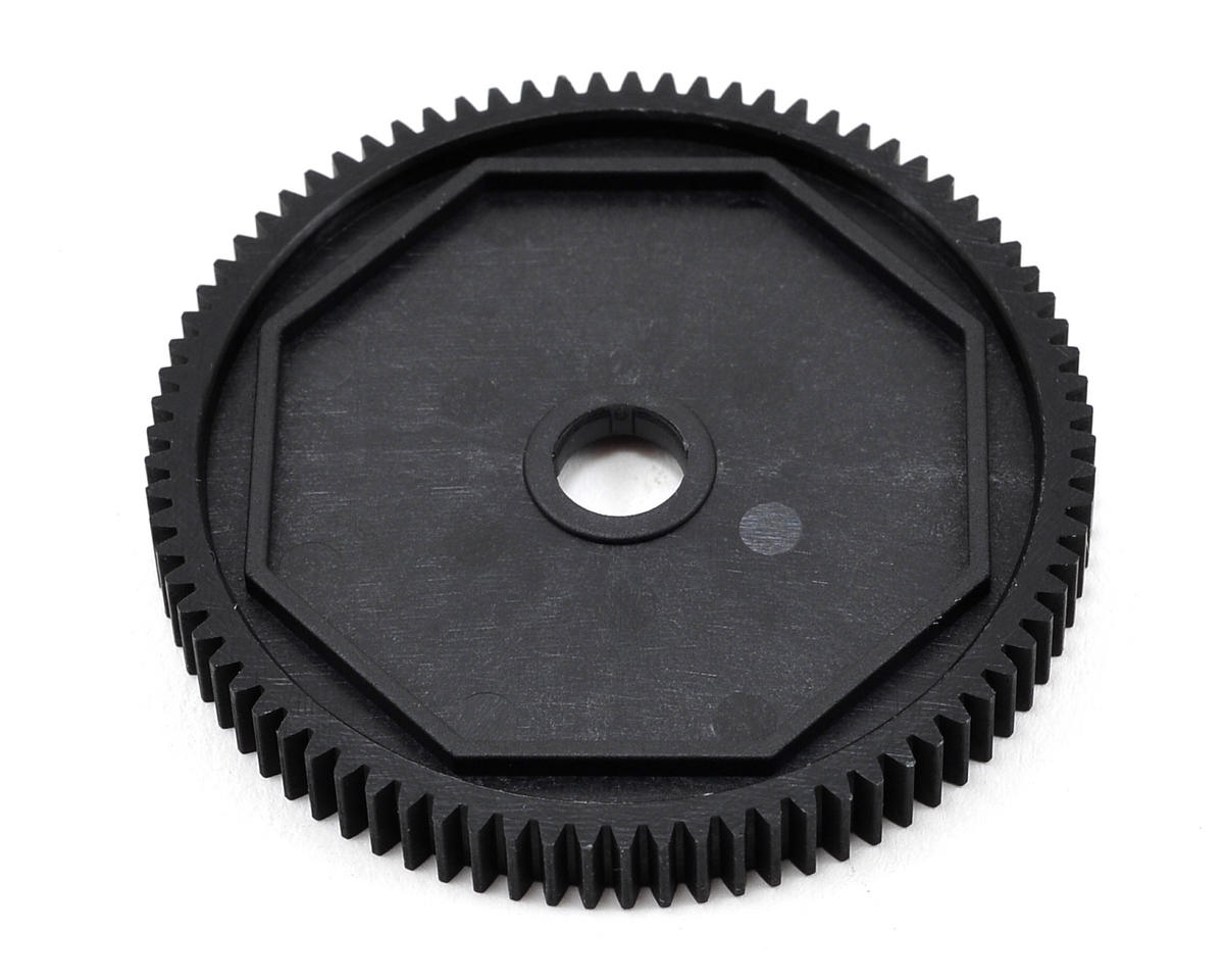 48P Composite Slipper Clutch Spur Gear (81T) by XRAY