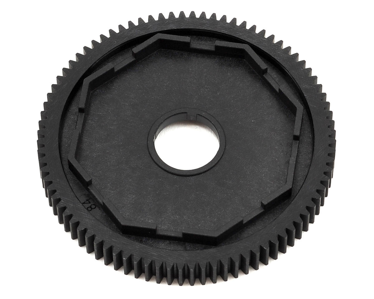 XRAY Composite 48P 3-Pad Slipper Clutch Spur Gear (84T)