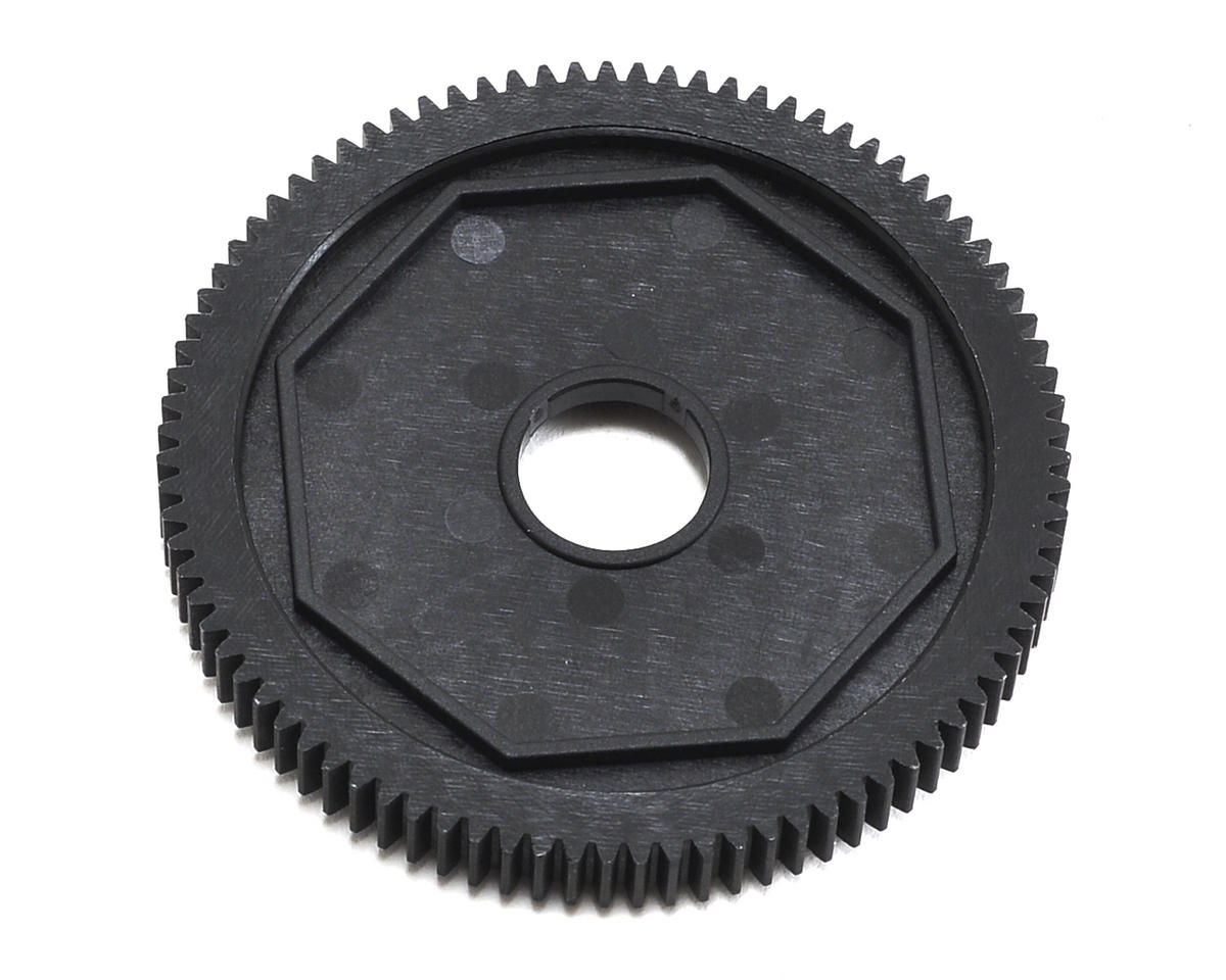 XRAY Composite 48P 3-Pad Slipper Clutch Spur Gear (87T)
