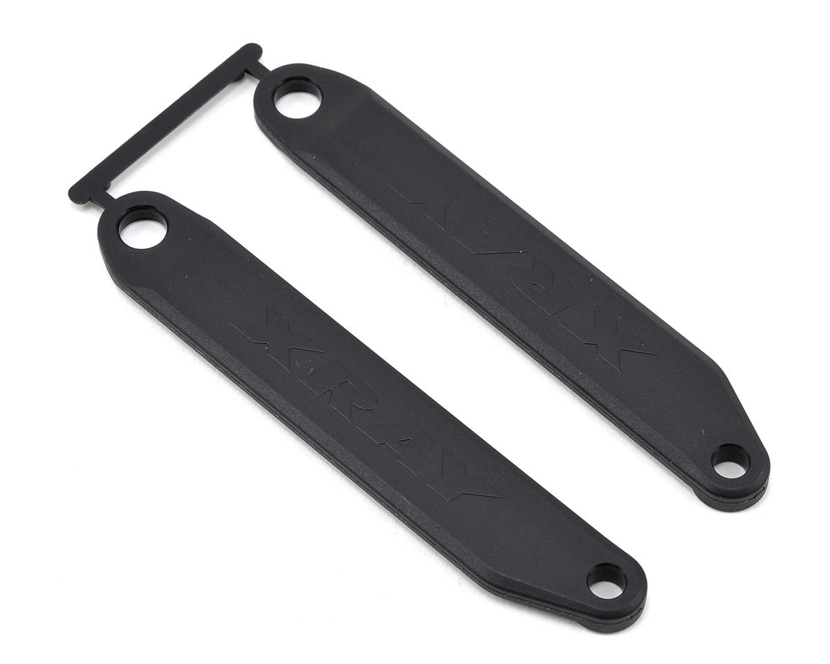 XRAY Composite Battery Strap Set
