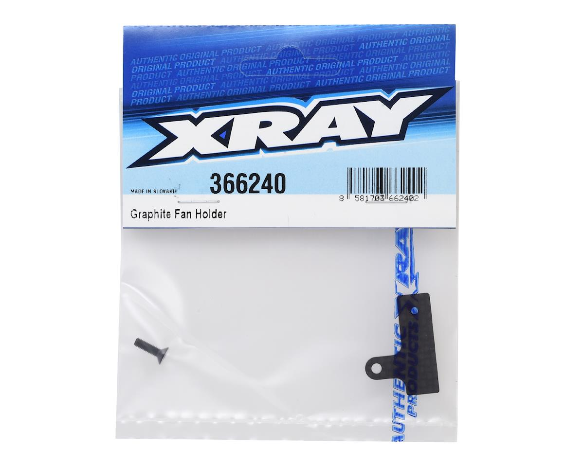 XRAY XB4 2018 Graphite Fan Holder