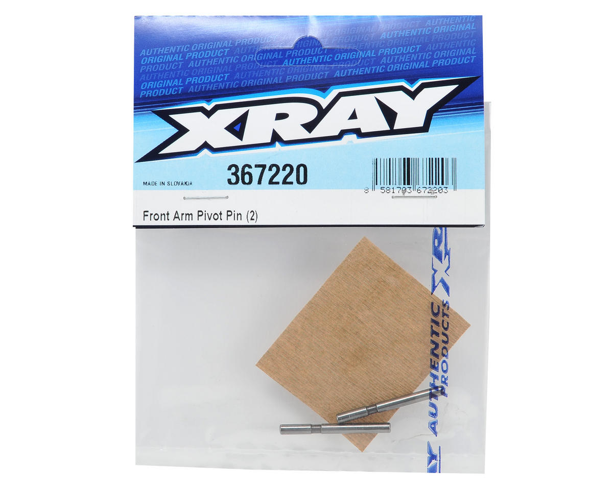 XRAY Front Outer Arm Hinge Pin (2)