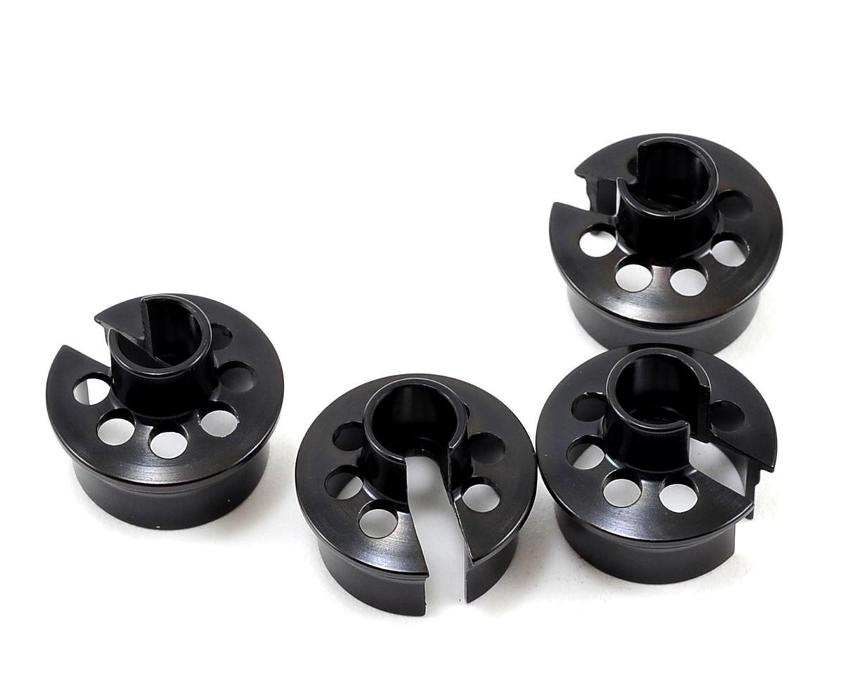 XRAY Aluminum Shock Spring Retaining Collar (4)