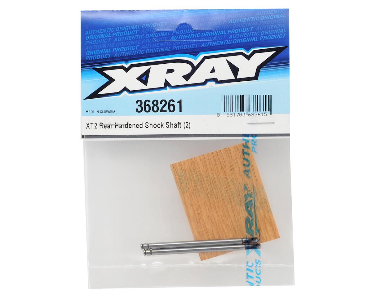XRAY XT2 Rear Hardened Shock Shaft (2)