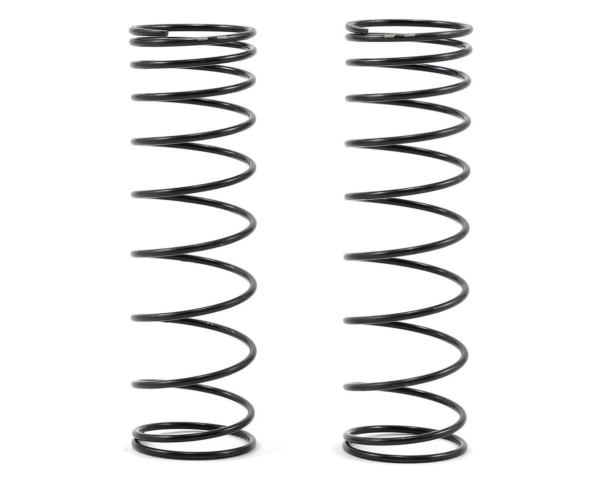 Rear Progressive Shock Spring Set (C=0.35-0.45/2-Stripes) (2) by XRAY