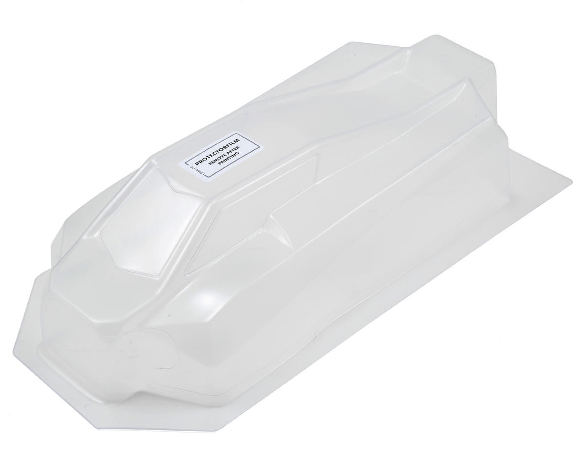 XRAY XB4 Wide Buggy Body (Clear)