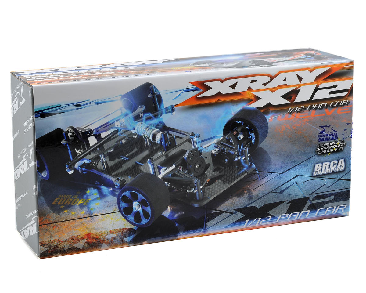 XRAY X12 2014 Link Spec 1/12 Pan Car Kit