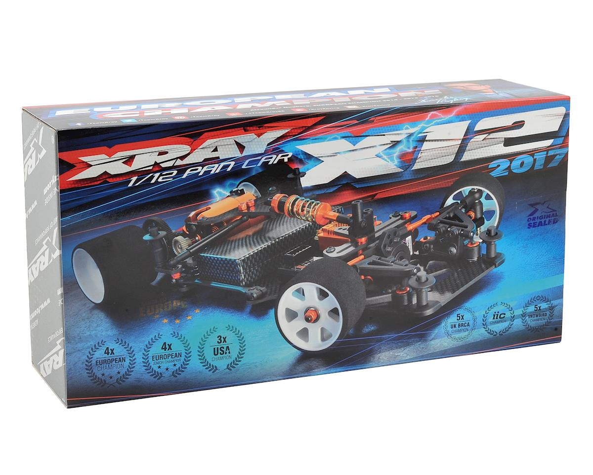 XRAY X12 2017 Link Spec 1/12 Pan Car Kit