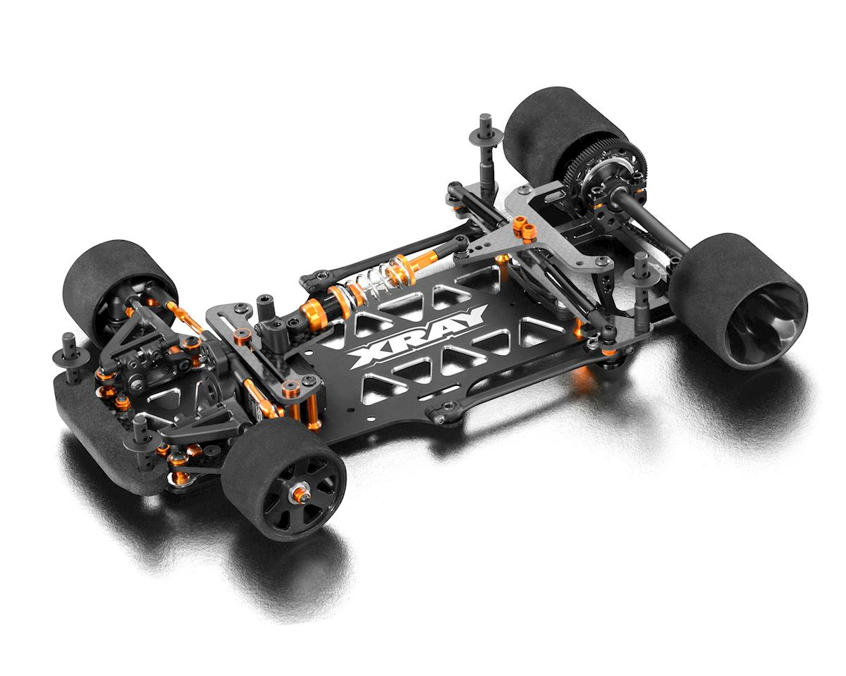 X12 2018 Link US Spec 1/12 Pan Car Kit (Aluminum Chassis)