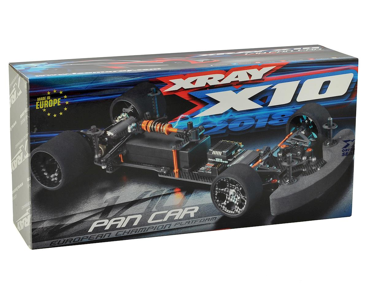 XRAY X10 2018 Spec 1/10 Electric GT Pan Car Kit