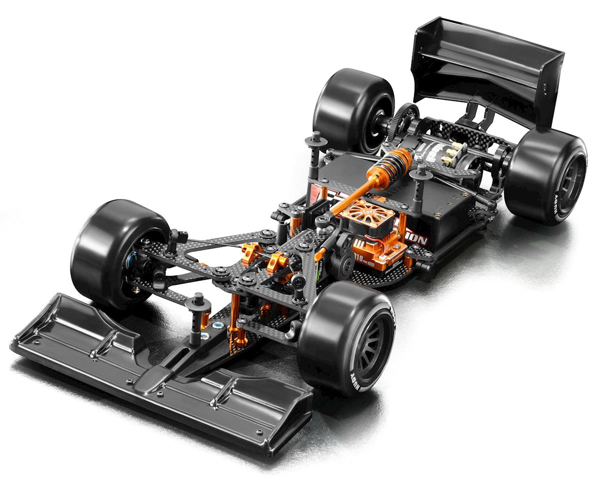 X1 2018 Luxury 1/10 F1 Chassis Kit
